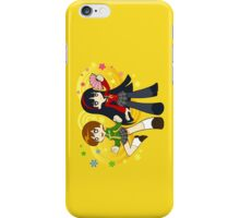 Chie and Yukiko iPhone Case/Skin