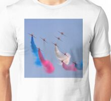 Concorde Bend - Smoke On - Go!! Unisex T-Shirt