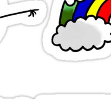 Skittles Sticker