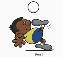 2014 World Cup - Brazil by spaghettiarts