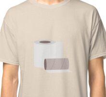 Toilet paper rolls Classic T-Shirt