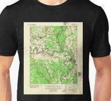 USGS TOPO Map Arkansas AR Newport 260218 1935 62500 Unisex T-Shirt