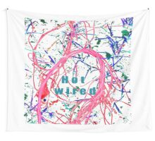 Hot wired super string Wall Tapestry