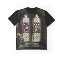 Stained Glass One Graphic T-Shirt