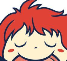 Ponyo's Ham Shack Sticker
