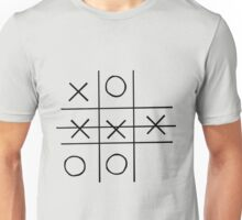 tic-tac-toe competition Unisex T-Shirt