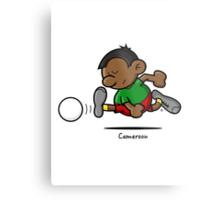2014 World Cup - Cameroon Metal Print