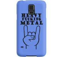 Heavy Metal Samsung Galaxy Case/Skin