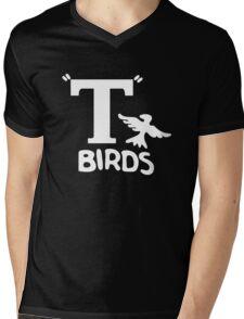 T Birds from Grease Mens V-Neck T-Shirt