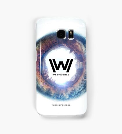 Westworld Samsung Galaxy Case/Skin