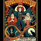 Hocus Pocus Sanderson Sisters by arnoldtiga