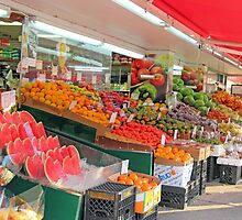 Fruits  Market by henuly1