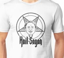 Hail Sagan Pentagram Unisex T-Shirt