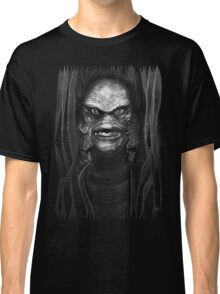 The Creature (monotone) Classic T-Shirt