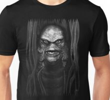 The Creature (monotone) Unisex T-Shirt