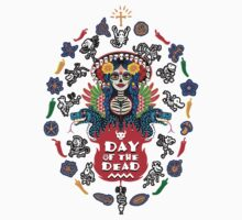 Day of the Dead! One Piece - Short Sleeve