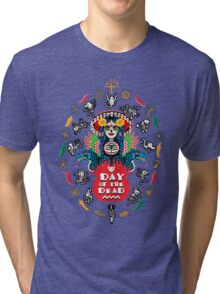 Day of the Dead! Tri-blend T-Shirt