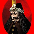 Vlad the Impaler by monsterplanet