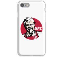Colonel UFC iPhone Case/Skin