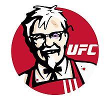 Colonel UFC Photographic Print