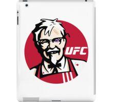 Colonel UFC iPad Case/Skin
