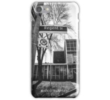 Regent Park iPhone Case/Skin
