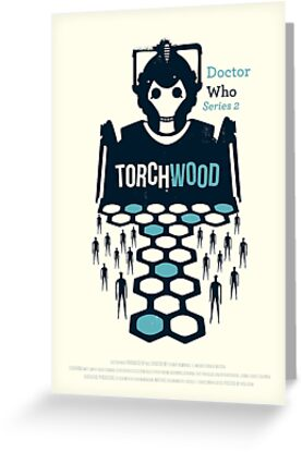 Torchwood by Risa Rodil