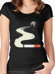 Looking for Alaska Women's Fitted Scoop T-Shirt