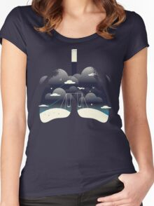 The Fault In Our Stars | Redesigned Women's Fitted Scoop T-Shirt