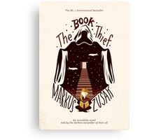 The Book Thief Canvas Print