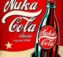 Nuka Cola by Remus Brailoiu