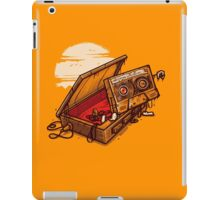 Dead Man Walkmann iPad Case/Skin