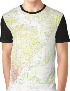USGS TOPO Map Arkansas AR Pocahontas 259423 1966 24000 Graphic T-Shirt
