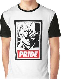 Vegeta - PRIDE Graphic T-Shirt