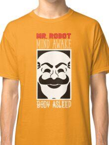 mr robot (black t-shirt) Classic T-Shirt
