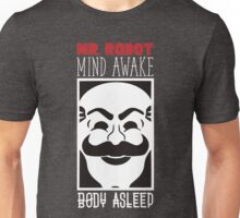 mr robot (black t-shirt) Unisex T-Shirt