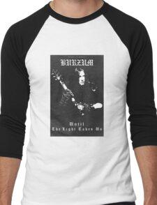 Until The Light Takes Us - Burzum Men's Baseball ¾ T-Shirt