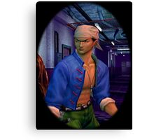 Shenmue 2 Ren of Heavens Shenmue 2 Canvas Print