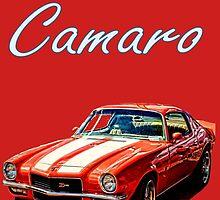 1970 Camaro Z-28 by Mike Pesseackey (crimsontideguy)