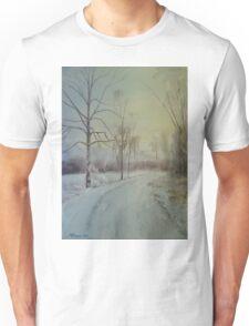 Shades Of White Unisex T-Shirt