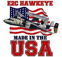 E-2C Hawkeye Made in the USA Photographic Print