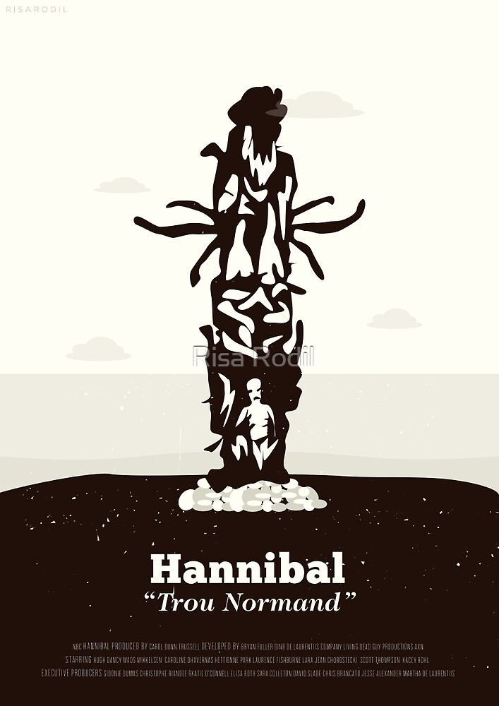 Hannibal Episode 9 by Risa Rodil