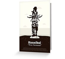 Hannibal Episode 9 Greeting Card