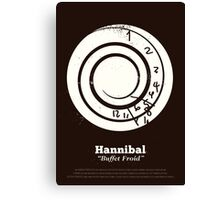 Hannibal Episode 10 Canvas Print