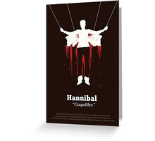 Hannibal Episode 5 Greeting Card