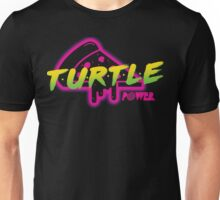 T-U-R-T-L-E Power Unisex T-Shirt