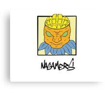 Nagamersi -Mango Canvas Print