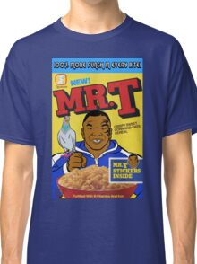 mr. t cereal Classic T-Shirt