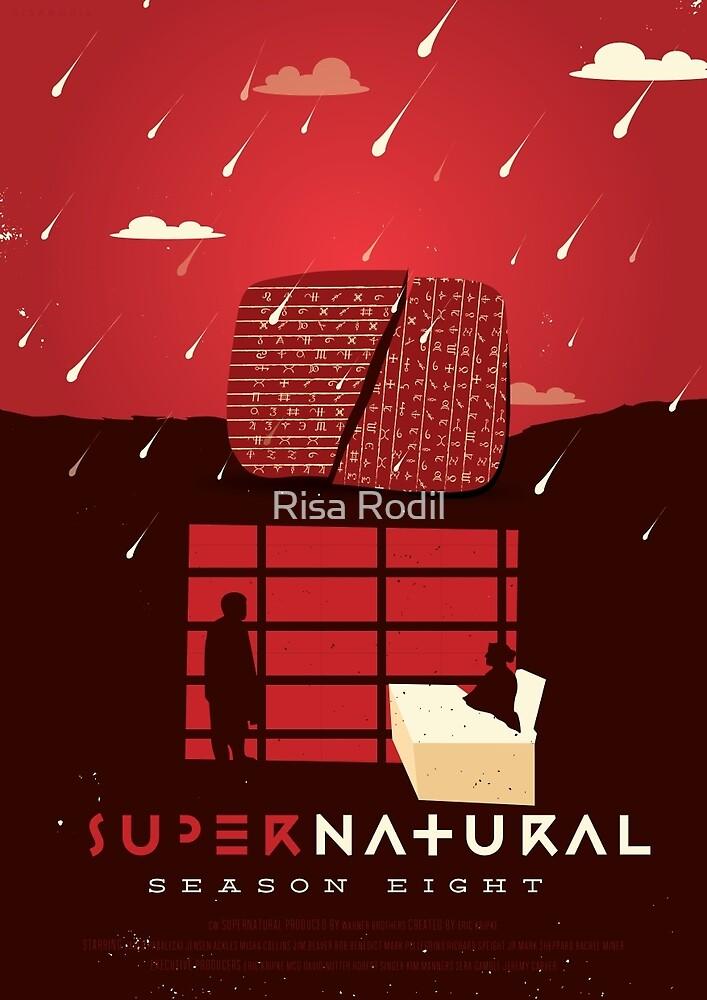 Season 8 by Risa Rodil