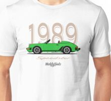 Porsche 911 Carrera Speedster (green) Unisex T-Shirt
